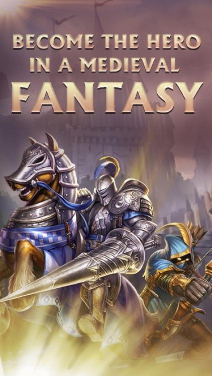 Heroes of Eternity - battle
