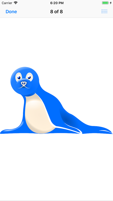 点击获取Slippery Seal Stickers