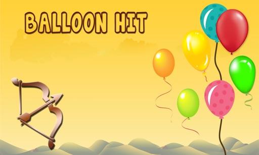 Balloon Hit HD