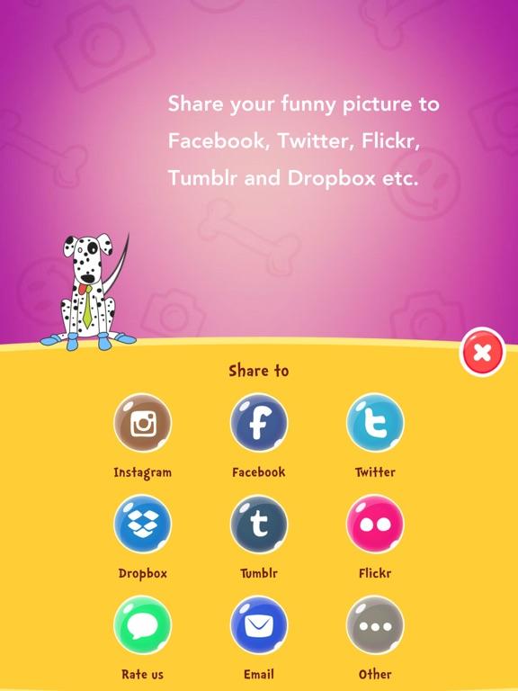 Screenshot #5 for SnapFun - funny camera