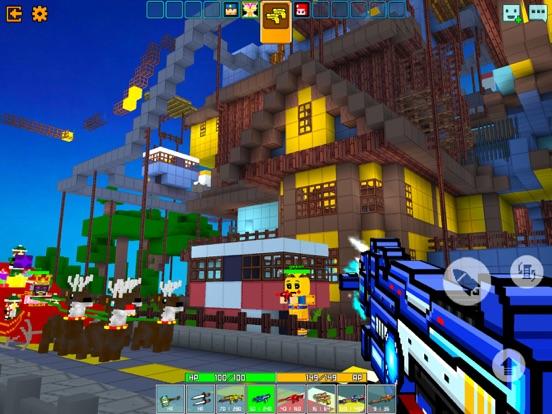 Cops N Robbers (FPS): 3D Pixel Screenshots