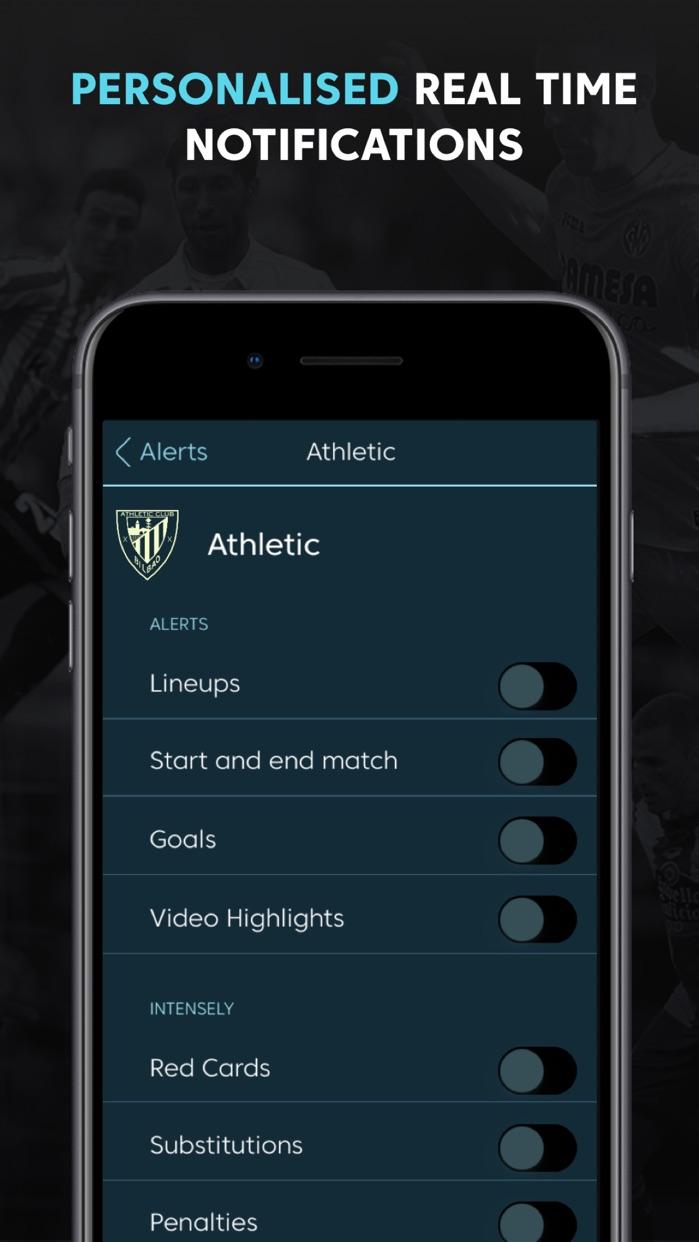 LaLiga: Spanish Soccer League Screenshot