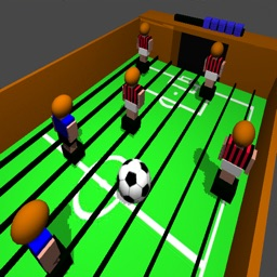 Slide It Soccer table football