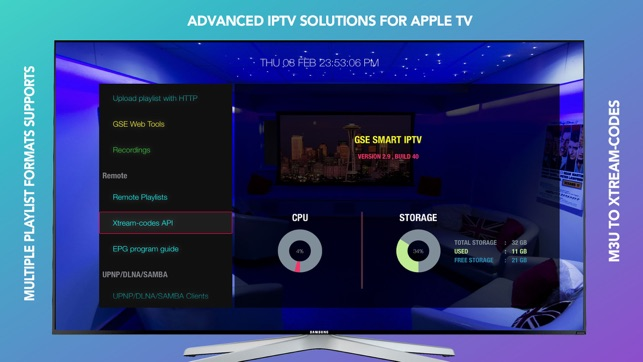 GSE SMART IPTV on the App Store