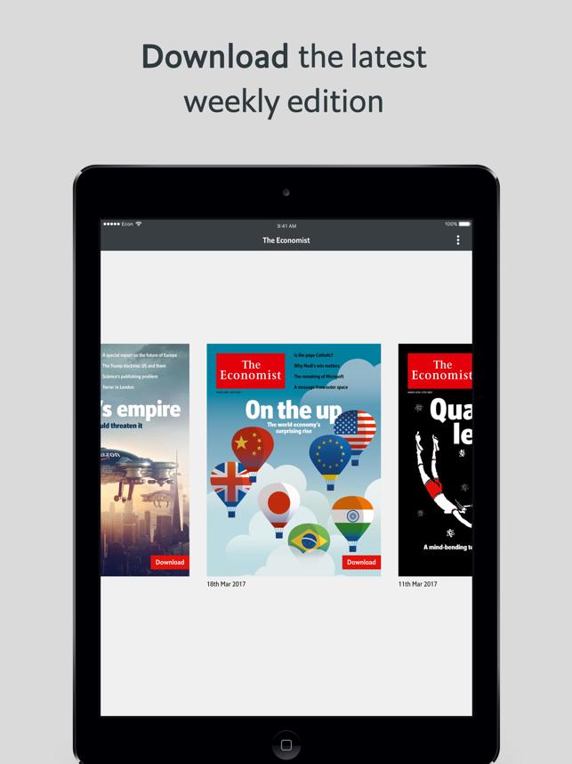 abonnement magazine ipad