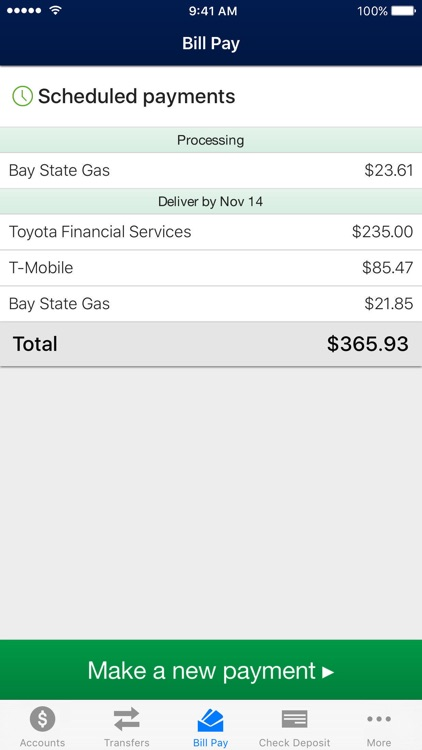 Community State Mobile Money screenshot-4
