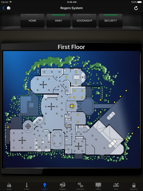 HomeSuite Mobile screenshot-2