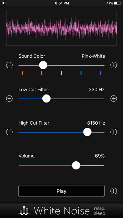 Noise Generator: Full Spectrum screenshot 2