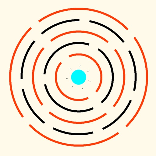 Spin: Ball through the Rings