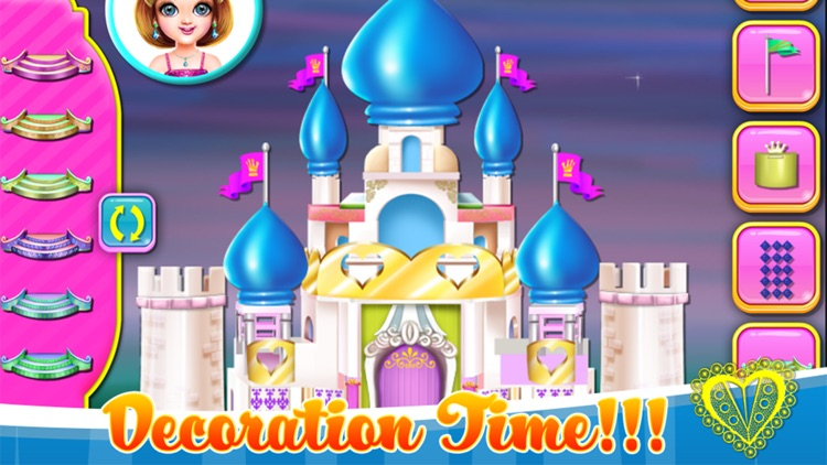 Baby Princesses Castle screenshot-2