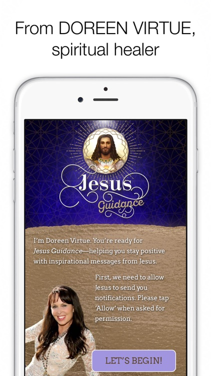 Jesus Guidance - Doreen Virtue screenshot-4