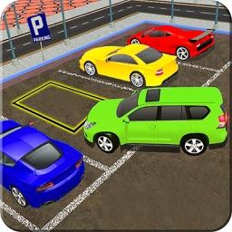 Luxury Prado City Parking 3D