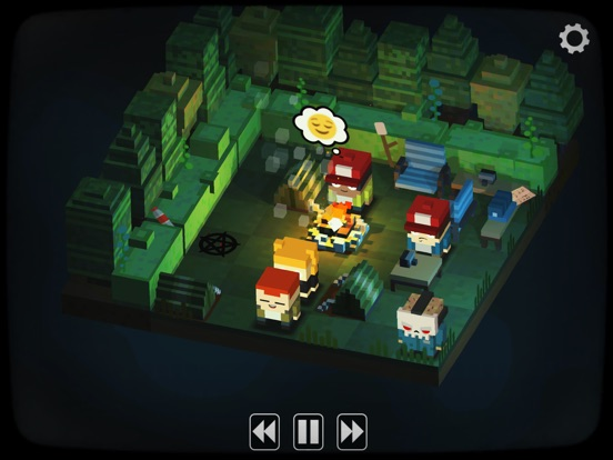 Slayaway Camp iPad