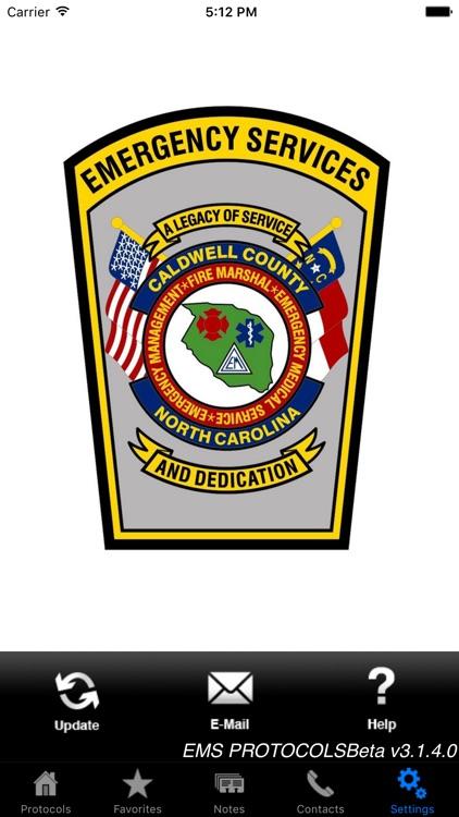 Caldwell Co NC EMS Protocols