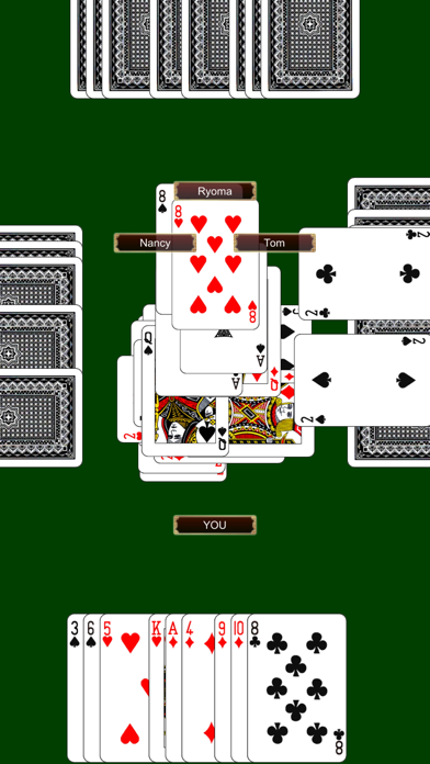 Old Maid(Babanuki) screenshot one