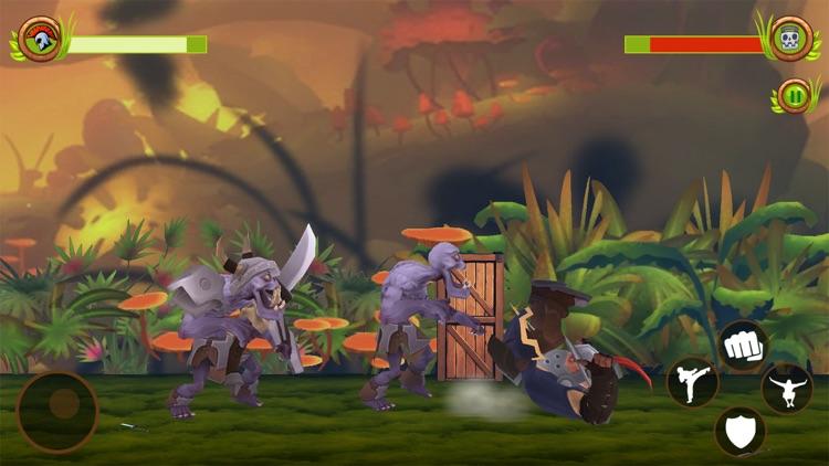 Street fight 3d: Super warrior screenshot-4