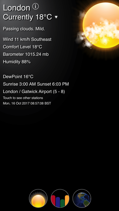 Fizz Weather screenshot