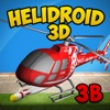 Helidroid 3B : 3D RC 直升机