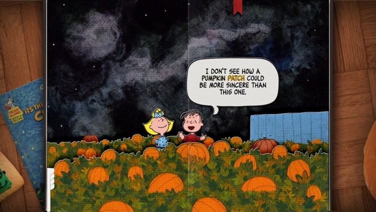 Great Pumpkin, Charlie Brown screenshot-4