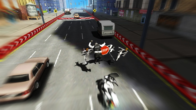 Reckless Biker screenshot-3