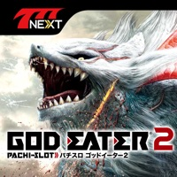 【777NEXT】パチスロ ゴッドイーター2のアプリアイコン(大)