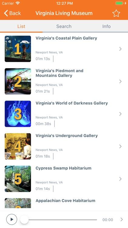 UniGuide Audio Tours and Maps screenshot-0