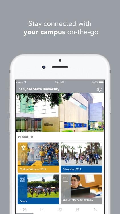San Jose State University App