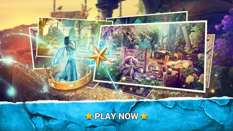 Hidden Object Enchanted Castle screenshot-3
