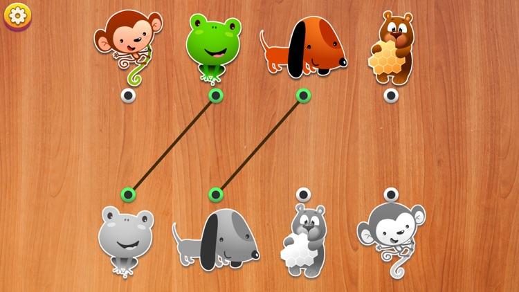 Cute Link Animal Block Puzzle screenshot-7