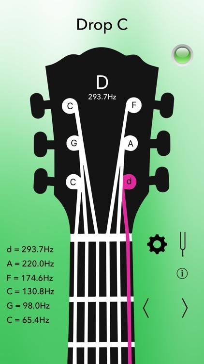 Acoustic Guitar Tuner Pro screenshot-6