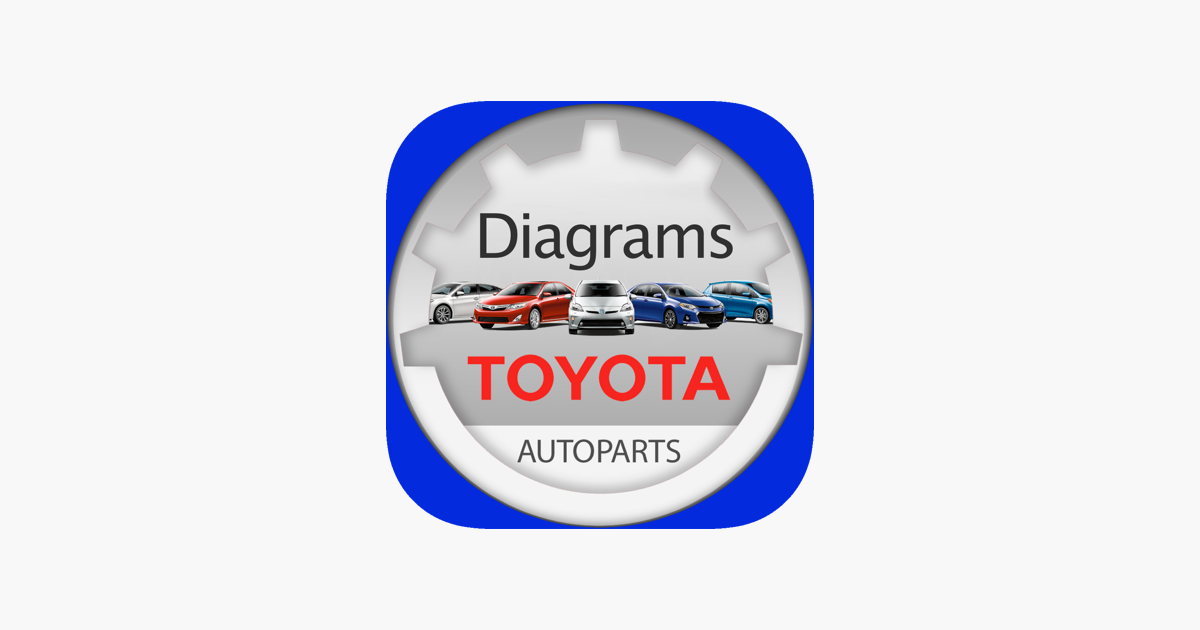 1200x630wa toyota parts diagram & vin on the app store