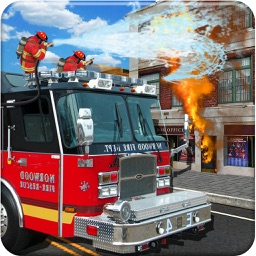 City FireFighter Simulator 3D