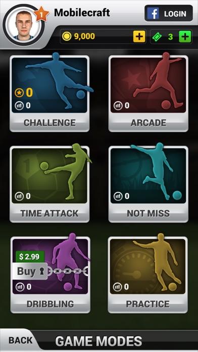Screenshot for Flick Shoot 2 in Portugal App Store