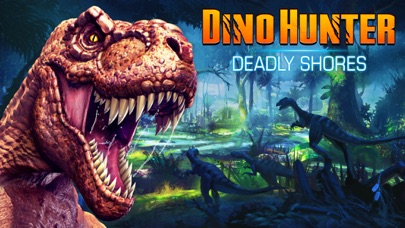 Dino Hunter: Deadly Shores free Gold hack