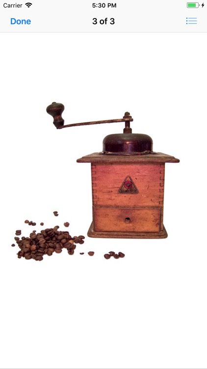 Coffee Grinder Stickers screenshot-8