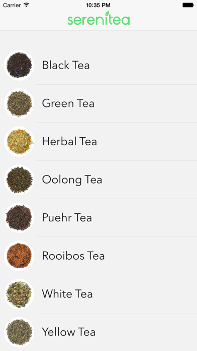 Screenshot for Serenitea in Egypt App Store