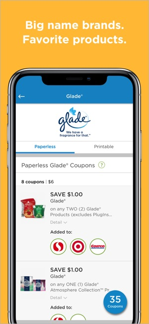 Coupons Com Grocery Coupons On The App Store