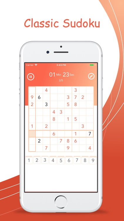 L Sudoku Puzzle Game