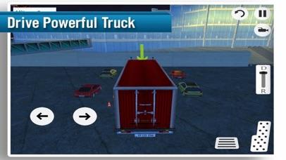 Transport Airport Truck Missio screenshot 2