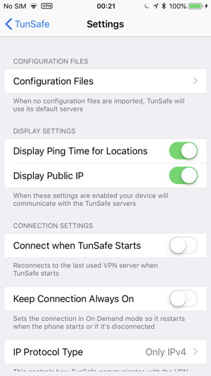 TunSafe VPN on the App Store