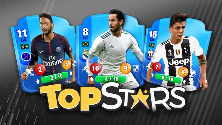 Top Stars: Card Soccer League screenshot-0