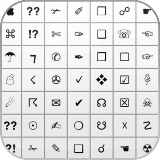 Symbol Keyboard Adds Symbols Emoji And Ascii Keyboard By