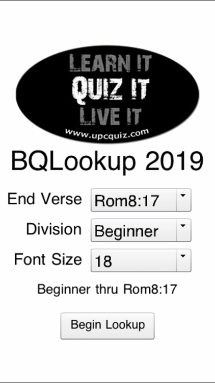 BQLookup19 screenshot-0