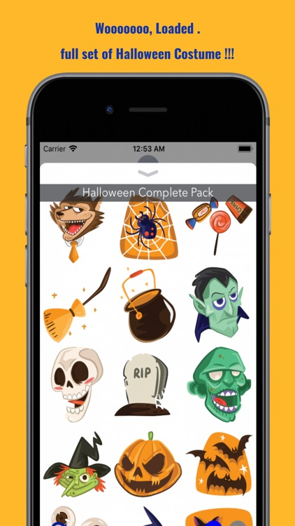 Event Stickers screenshot-8