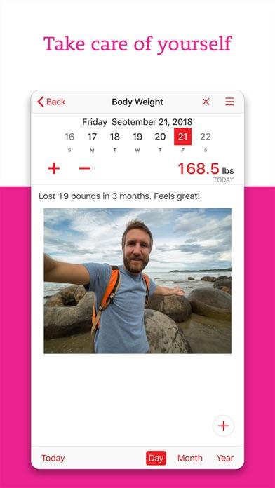 Sleep Tracker+ Lifestyle Screenshots