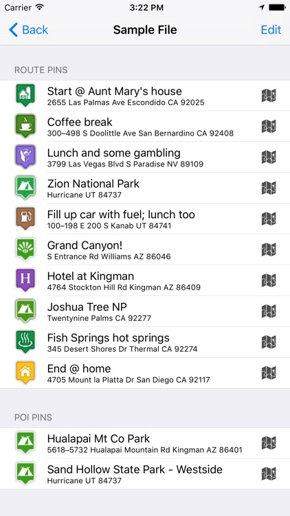 Road Trip Planner™ screenshot-3