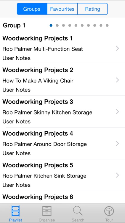 Woodworking Projects screenshot-1