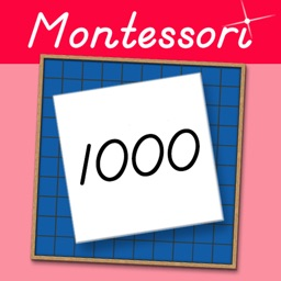 Count to 1000! Montessori Math