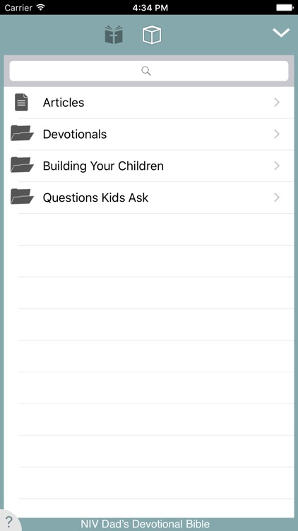 Dad's Devotional Bible screenshot-2