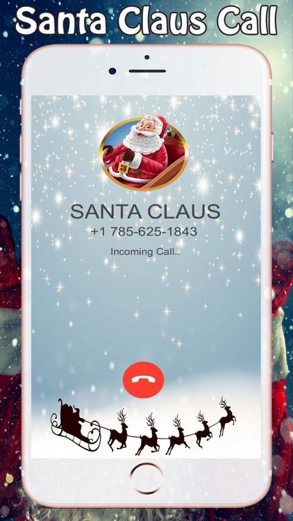 A Fake Call From Santa Claus screenshot-3